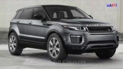 Automanía | Range Rover Evoque y Lexus GXOR