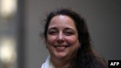 Tania Bruguera, artista cubana que fue detenida el 10 de octubre en La Habana.