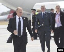 Putin parte de Australia antes de que finalice la cumbre del G20.