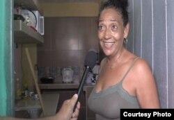 Declaraciones de vecinos constrastan con una nota publicada por el noticiero de la Televisión Cubana.