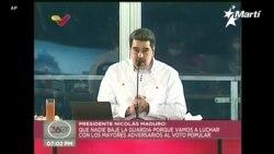 Maduro reconoce que comenzaron los diálogos con la oposición venezolana y la mediación de Noruega
