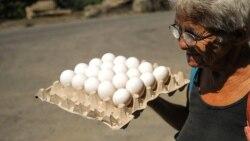 Huevos, desabastecimiento y mercado negro en Cuba