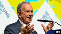 El alcalde de Nueva York, Michael Bloomberg.