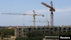 Construcción de hoteles en Varadero