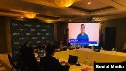 Conferencia de la CIDH sobre el derechos de los jóvenes cubanos