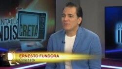 Pantalla Indiscreta - Ernesto Fundora