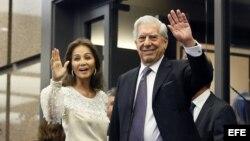 El cumpleaños 80 de Vargas Llosa
