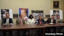 Políticos cubanoamericanos elogian a las Damas de Blanco