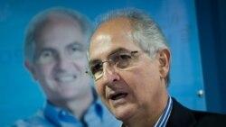 Alcalde de Caracas habla a los cubanos desde Radio Martí