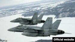 Dos CF-18 Hornet fueron enviados a escoltar un avión canadiense en problemas con destino a Varadero, Cuba.