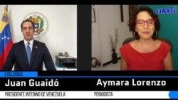 Entrevista exclusiva con el presidente interino de Venezuela Juan Guaidó