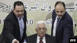 El presidente de la Autoridad Nacional Palestina (ANP), Mahmoud Abbas