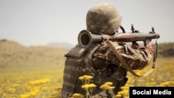 Soldado de Armenia