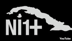 Imagen de la campaña Ni1+ contra los 60 años de dictadura en Cuba.