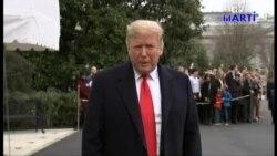 Presidente de Estados Unidos defendió la operación militar en Irán