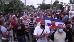 Solidaridad con el pueblo cubano en ceremonia de Premios Juventud 2021.