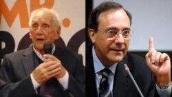 Conversación entre César Gómez y Carlos Alberto Montaner 56 años después de escapara de Cuba