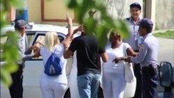 Denuncian a La Habana por violencia sistemática contra las Damas de Blanco