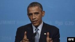El presidente de EEUU, Barack Obama. Archivo.