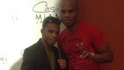 Promotor boxeo profesional celebra talentos cubanos