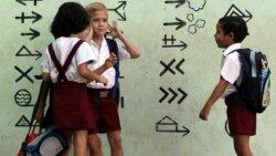 Preparativos de curso escolar en Cuba sacan a la luz las diferencias sociales