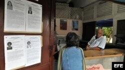 Cuba elecciones