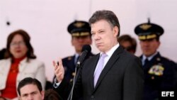 Juan Manuel Santos. Archivo.
