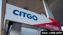 Una estación de servicio de Citgo en Estados Unidos. (Saul Loeb / AFP).
