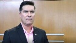 Declaraciones de Luis David Fuentes a Radio Martí
