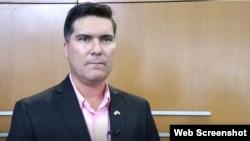 Luis David Fuentes . (Captura de video/Whas11ABC)