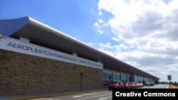 Aeropuerto Internacional Daniel Oduber Quiros, en Liberia, la capital de la provincia de Guanacaste, Costa Rica.