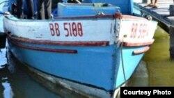 Cuando las autoridades de la isla mexicana de Holbox llegaron, los 21 cubanos ya no estaban en el bote.