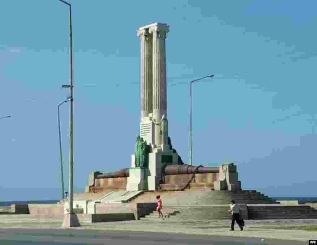 El historiador de La Habana, Eusebio Leal, dijo en febrero de 2013 que soñaba con que Obama anduviera las calles cubanas y se aprovechara la ocasión para devolver a su lugar en el Monumento al Maine la escultura del águila imperial, decapitada en 1961 por