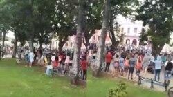 Continúa el hostigamiento contra quienes se manifestaros en 11J