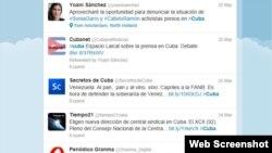 Como puede verse en Twitter bajo la etiqueta #Cuba, las nuevas tecnologías de información y comunicación permiten reducir las desigualdades en el acceso al debate público sobre los asuntos cubanos.