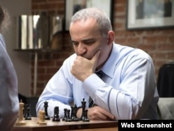 Garry Kasparov.