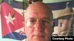 El opositor cubano Félix Navarro. (Tomado de su perfil de Facebook).