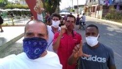 Denuncia arbitrariedad contra opositor que fotografió aglomeración de personas