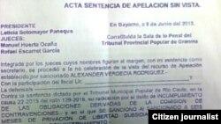 Torpezas del sistema judicial que afectan a los cubanos