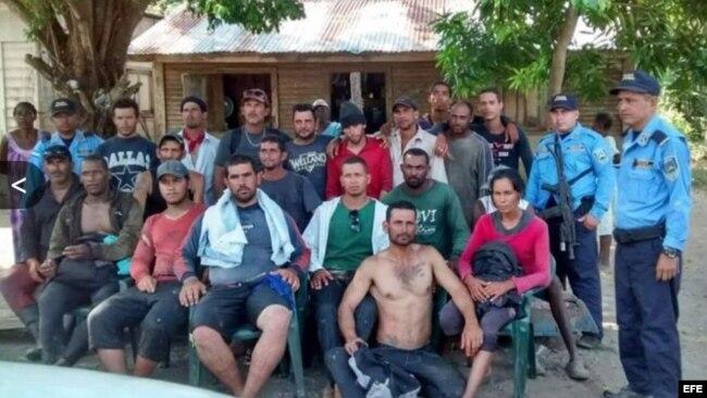 Resultado de imagen para cubanos en honduras