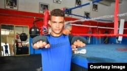 Neslan Machado. Foto: BoxeoMundial.com.
