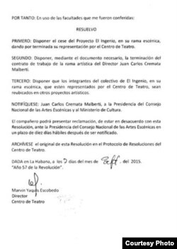 Resolución No. 10/2015 Ministerio de Cultura (3)