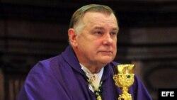 El arzobispo de Miami, Thomas Wenski, dijo que la comunidad cubanoestadounidense debe estar orgullosa de que el Papa vaya a Cuba.
