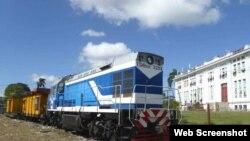Miles de toneladas de alimentos han sido robadas de los vagones de ferrocarril