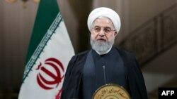 Presidente de Irán, Hassan Rouhani