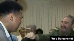 Mohammad Ali vs Fidel Castro.