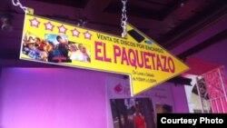 Ahora el paquete de audiovisuales que se oferta cada semana en el mercado negro cubano puede llevarse en dispositivos digitales alquilados.