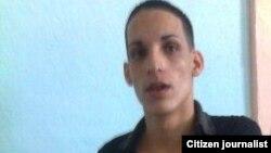 Reporta Cuba David Bustamante en prisión 25 de septiembre Foto Sandra Rodríguez.