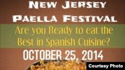 Paella en New Jersey