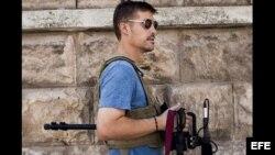 El periodista Jim Foley asesinado por Yihadistas